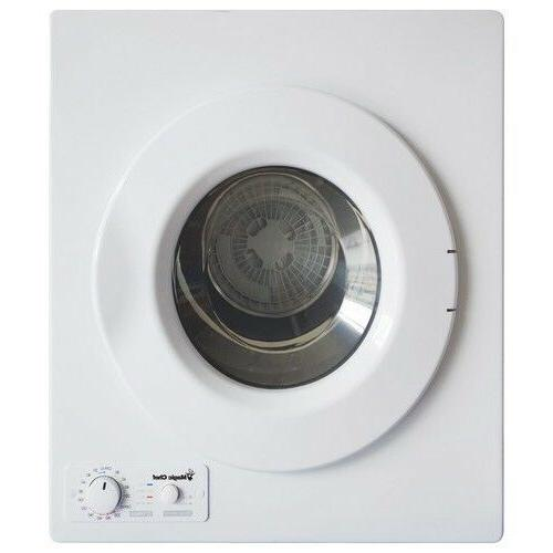 Magic Compact Electric Dryer 2.6 cu.ft Front Load