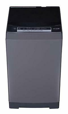 Magic Chef MCSTCW16S4 Stainless Steel 1.6 Cu. Ft. Compact To