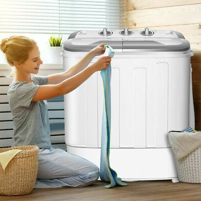 Washing Washer Spin White