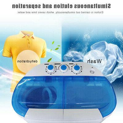Compact Portable Washer Dryer