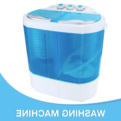 Portable Compact Washing Washer Spin Dryer