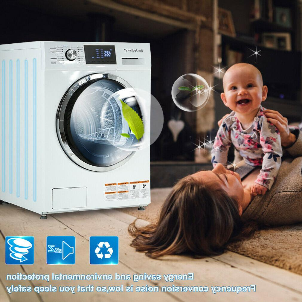 New Cu. Ft. Combination Washer/Dryer