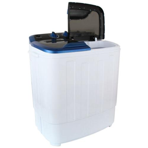 Portable Mini Compact Twin Laundry Spin Dryer