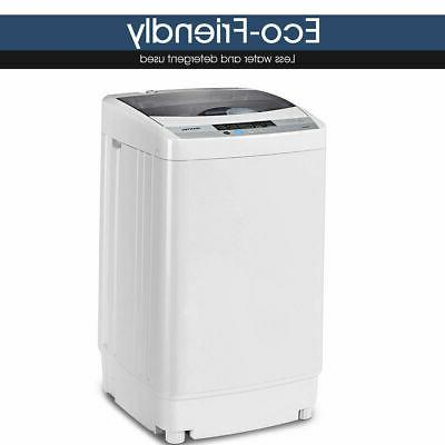 Portable 1.6 Cu.ft Spin Drain 8 Water Level