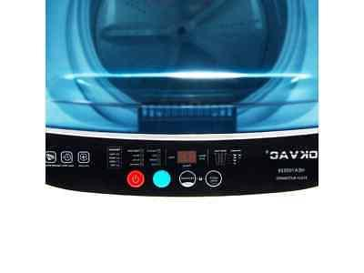 Portable Top Load Washer&Spin,