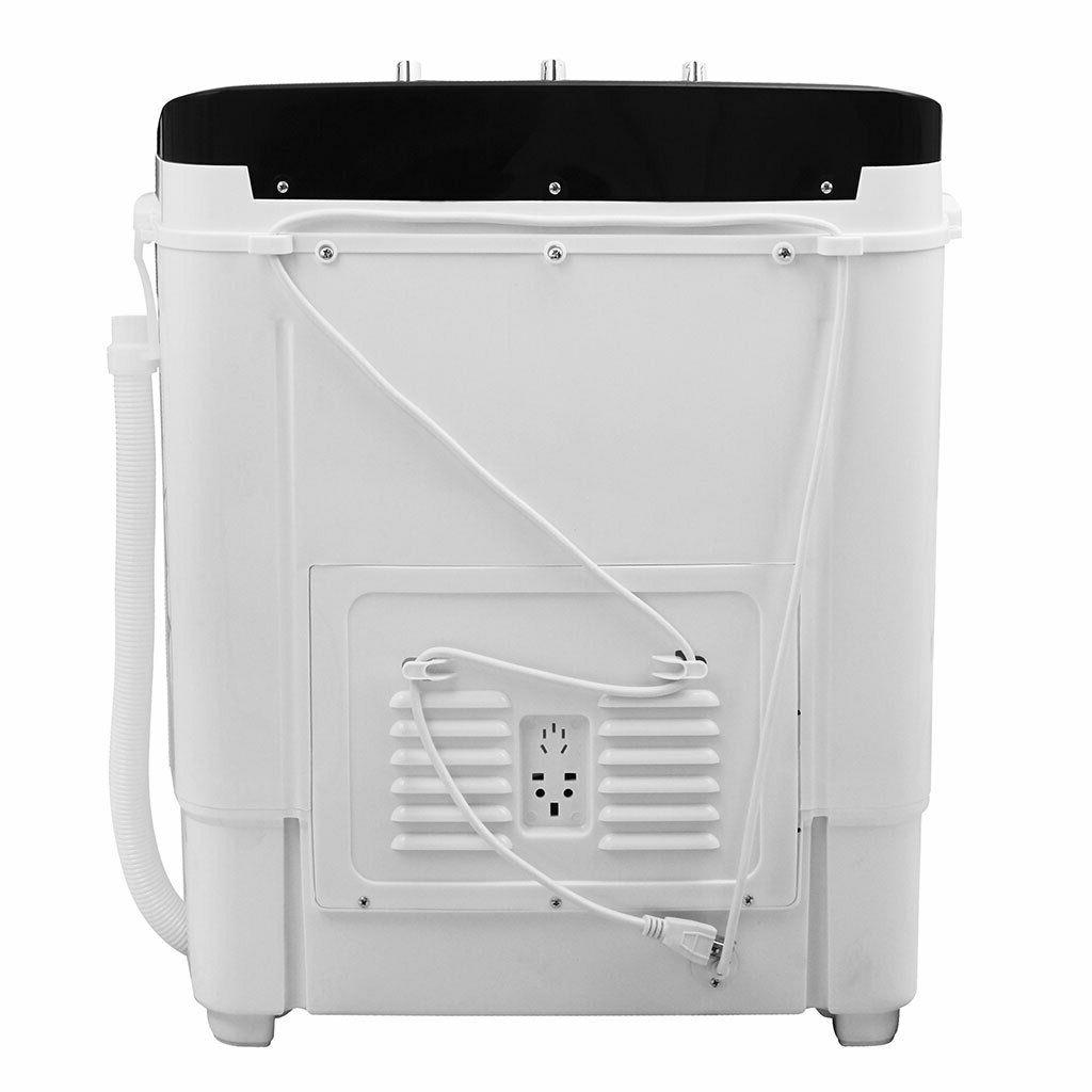 Portable Washing TG23 – Twin Tub Machine with Spin Cycle