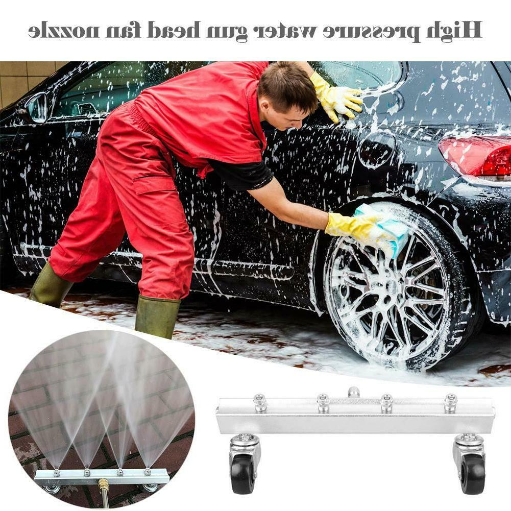 High Washer Undercarriage Cleaner Spray