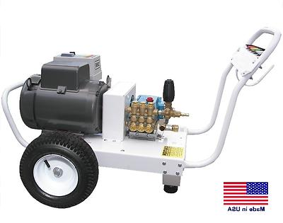 pressure washer commercial electric cold water 3000