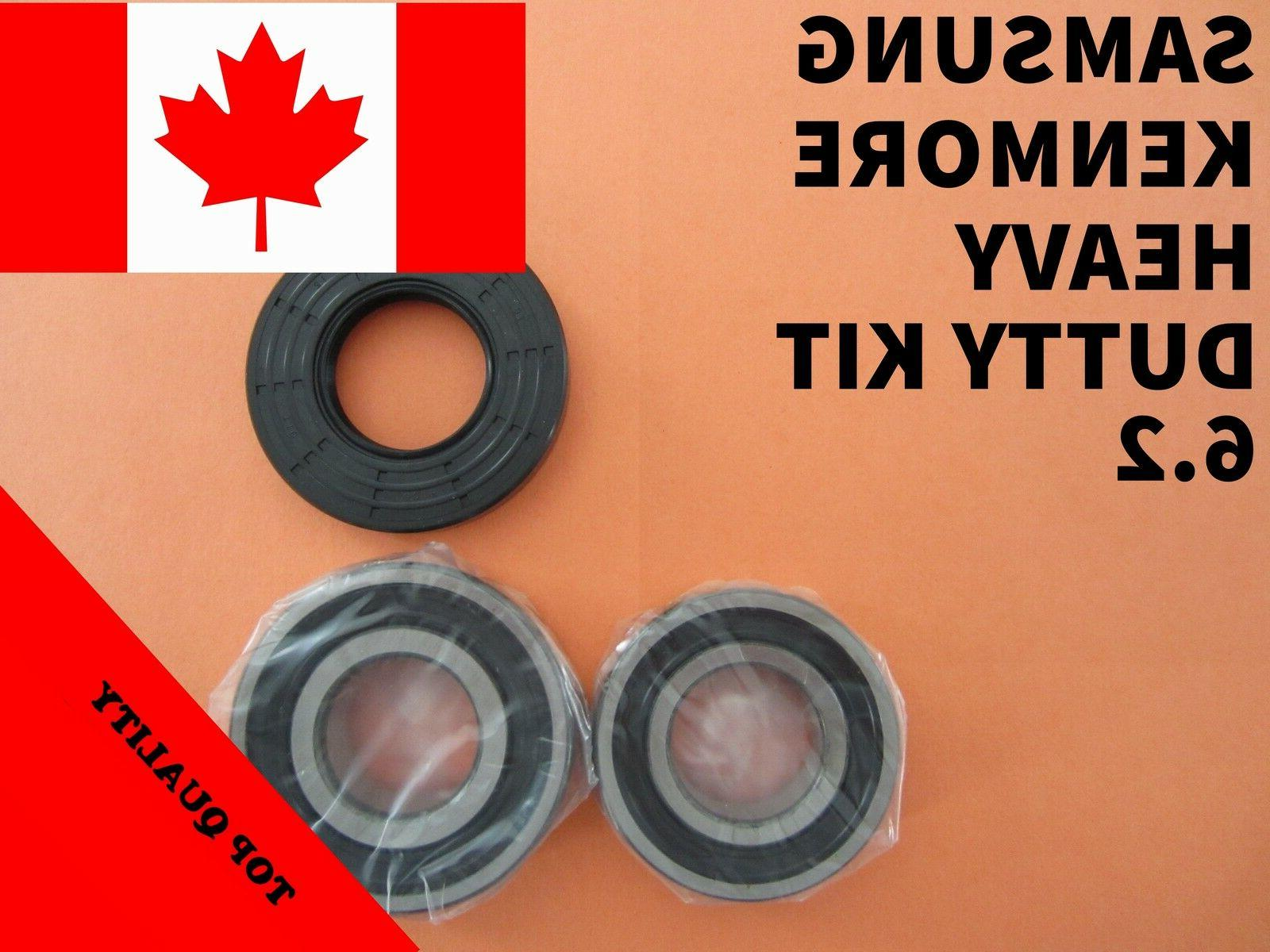 SAMSUNG Front Load Washer Tub Bearing and Seal Kit for DC97-15328L