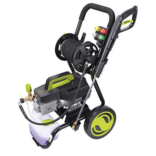 Sun Joe SPX9009-PRO HP PSI 1.6 GPM Pressure Washer with Roll Hose