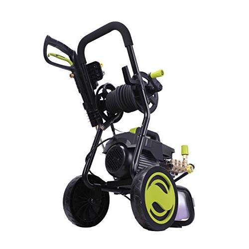 Sun Joe SPX9009-PRO 2.41 HP PSI 1.6 GPM Commercial with Cage Hose