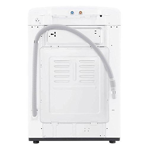 LG 4.5 CU. Ultra Large Top Load Washer with Control Design 8 Mode Loading - 4.50 Washer Capacity - 1100 -