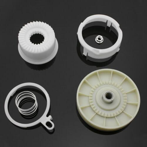 Washer Pulley Clutch For Whirlpool AP4514410 PS2579377 W10721967