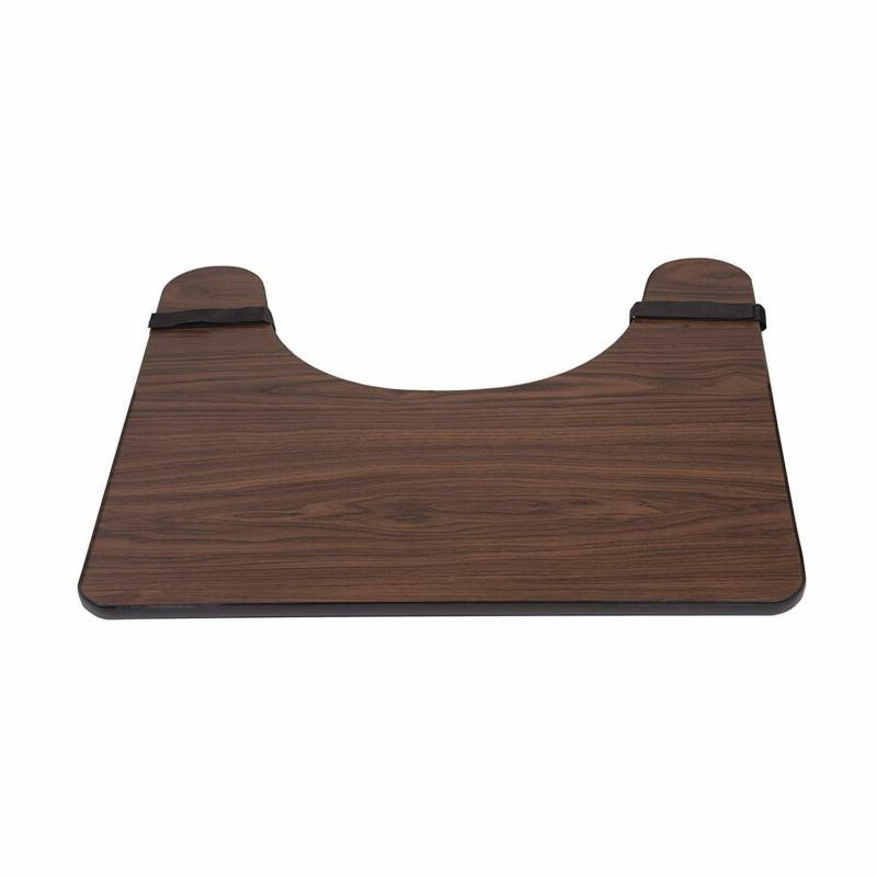 Dmi Wheelchair Wood Tray Table For Reading
