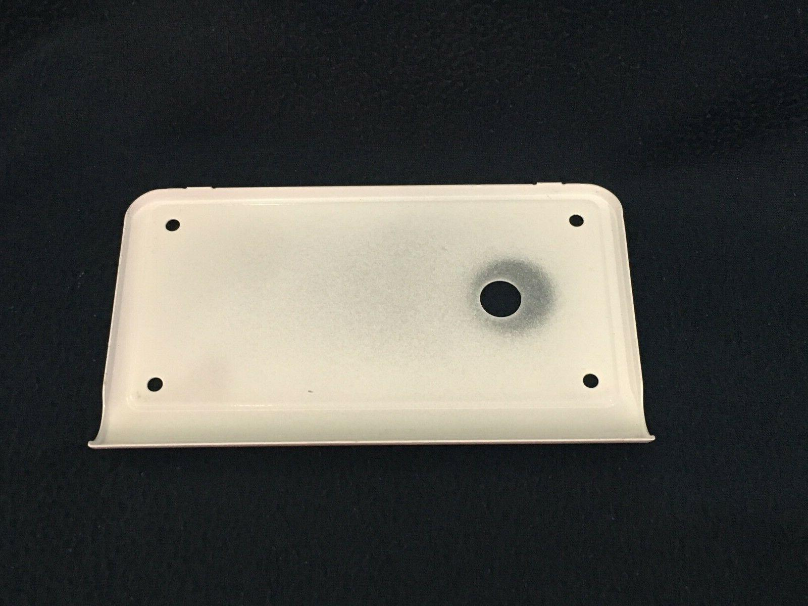 WHIRLPOOL MAYTAG WASHER DISPENSER COVER #