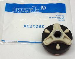 LP753A Washer Motor Coupling for Whirlpool Kenmore 285753A P