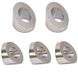 Marine Stainless Steel Angled Washer 30 Degree Beveled Cable
