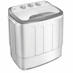 mini compact twin tub washing machine washer