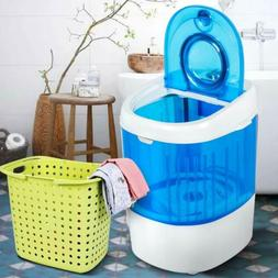 Portable Washing Machine Compact Semi-Automatic Mini Washer