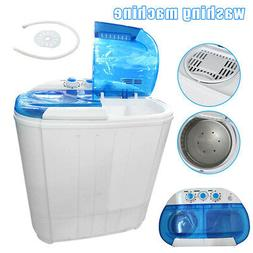 compact portable washer and dryer with mini
