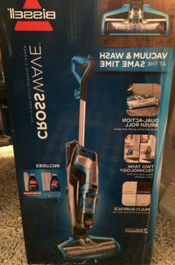 New Bissell Crosswave  All-in-One Multi-Surface Cleaner Vacu