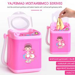 New Mini Toy Washing Machine for Wash Makeup Beauty Blender