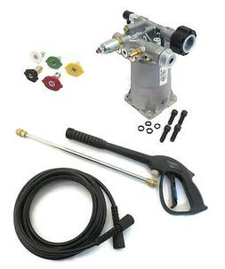 PRESSURE WASHER WATER PUMP & SPRAY KIT Campbell Hausfeld GIA
