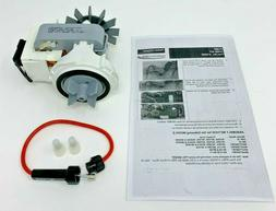 New Replacement Washer Pump & Fuse Kit For Fisher & Paykel 4