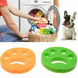Pet Dog Fur Cat Hair Lift Clothes Remover for Laundry- Use i