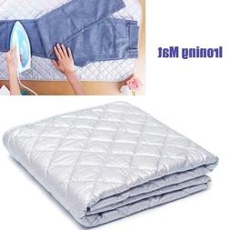 Portable Magnetic Ironing Mat Washer Dryer Cover Board Heat