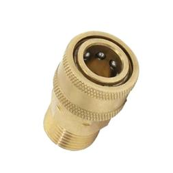 Pressure Washer Quick Connect Adapter Connector M22 to 1/4 M