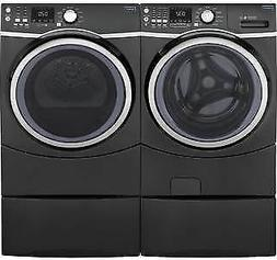 Crosley Professional Front Load Laundry Sets - White or Diam