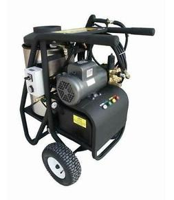 SH Series 34 in. Oil Fired Hot Water Pressure Washer