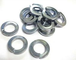 Spring washers. 3/4 Inches. Pack of 25. BZP. Rectangle secti