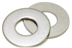 "1/4"" Stainless Flat Washer, 5/8"" Outside Diameter - Choose S"