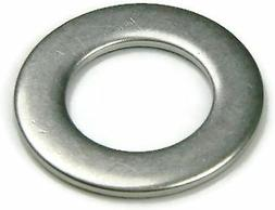 Stainless Steel Flat Washer Series 9C1016, 5/8 ID x 1.187 OD