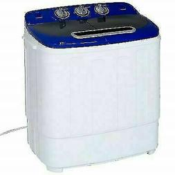 Washer 33L Combo 16L Dryer Compact Mini Portable Electric Wa