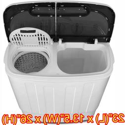 Washer And Dryer Spin Combo For Apartment RV Portable Washin