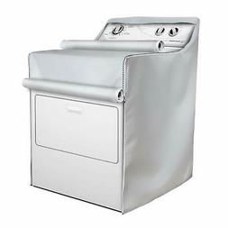 Washer Dryer Cover Fit For Outdoor Top-Load And Front Load M