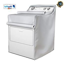 Washer/Dryer Cover,Fit for outdoor top-load and front load m