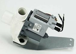 Washer Water Drain Pump Motor Assembly Hotpoint GE Washing M