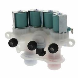 Washer Water Inlet Solenoid Valve for Whirlpool W11096267 W1