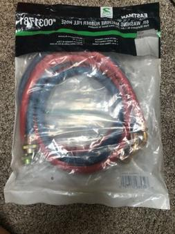 Eastman Washing Machine Fill Hose w/ 90 degree elbow connect