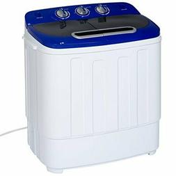 Washing Machine Portable Clothes Top Washer Dryer Laundry Ap
