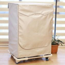 Waterproof Washing Machine Top Dust Cover Protection For Fro