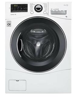 LG WM3488HW 2.3 cu. ft. Compact All-In-One Washer/Dryer Comb